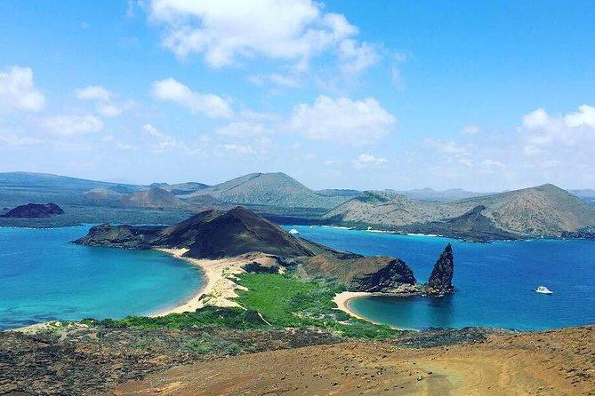 Tour to Bartolome Island + Bahia Sulivan