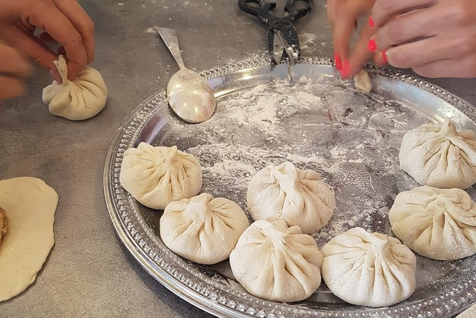 Cooking Masterclass Khinkali