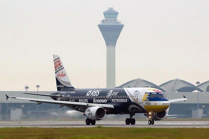 Kuala Lumpur International Airport to Ipoh City
