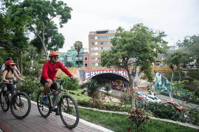 Private and exclusive Lima Bike Tour