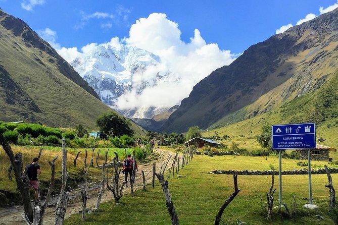 Salkantay Trek to Machu Picchu (5 Days)