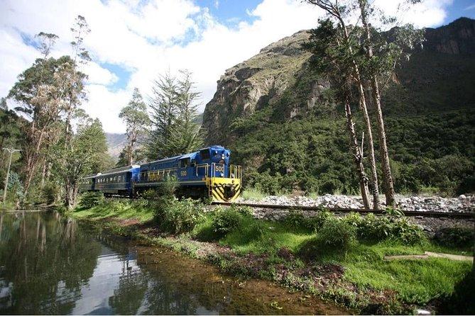 Machu By Train (Day Trip)