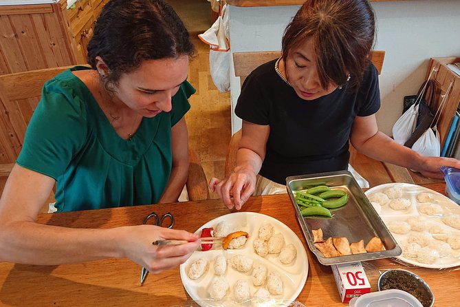 Vegetarian Sushi & Sweets Cooking Experience! (Private CookingClass)
