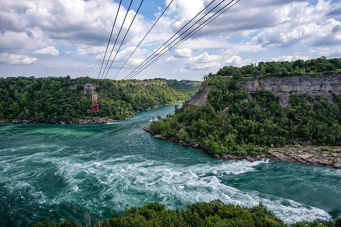 Niagara Falls Hop-On Hop-Off Canadian Side