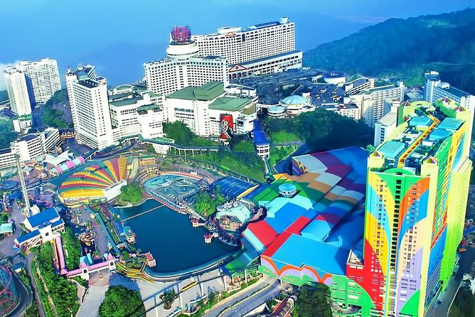 Kuala Lumpur City to Genting Highlands Hotels 1-way Transfer