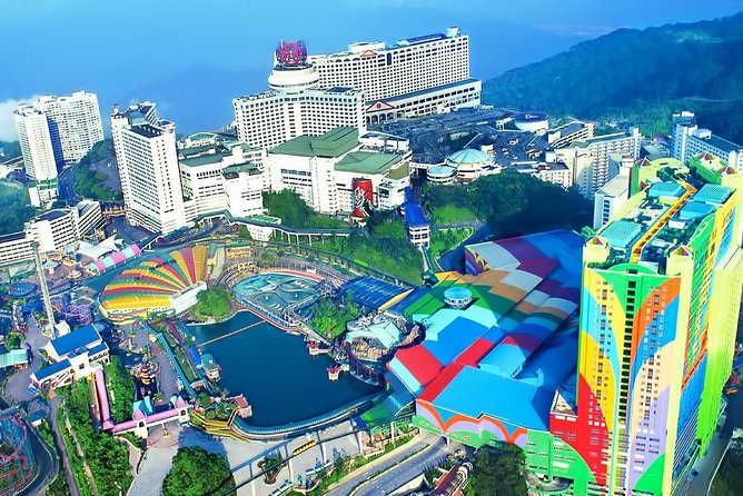 Genting Highlands to Kuala Lumpur Hotels 1-way Transfer