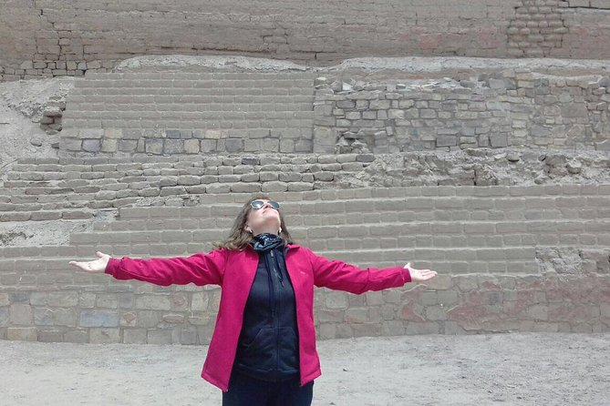 Private and exclusive Pachacamac Sanctuary & Barranco District Tour