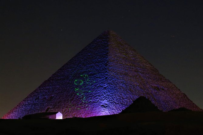 Pyramids Sound and Light Show with Private transfer photo 6