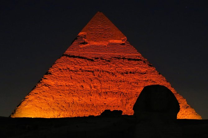 Pyramids Sound and Light Show with Private transfer photo 9