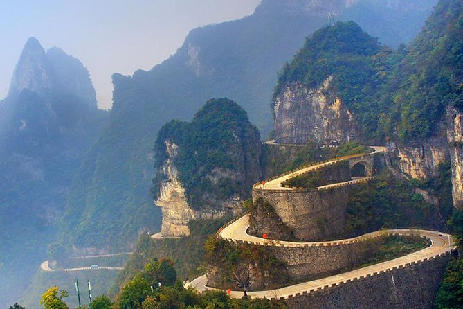Private Day Trip in Tianmen Mountain of Zhangjiajie photo 2