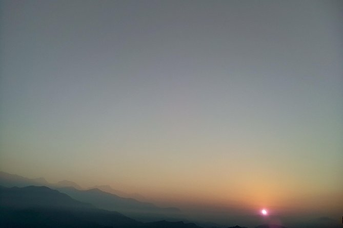 Kathmandu: Nagarkot Sunrise View and Day Hiking