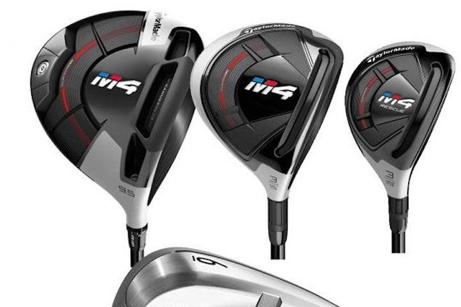 Golf Club Rental 4 Day Taylormade M4 Full Set Right Hand