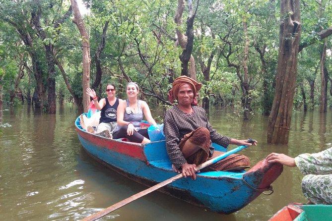 Kompong Phluk Floating Village & Flooded Forest Tours