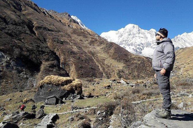 Annapurna Sanctuary Trekking (ABC Treks)