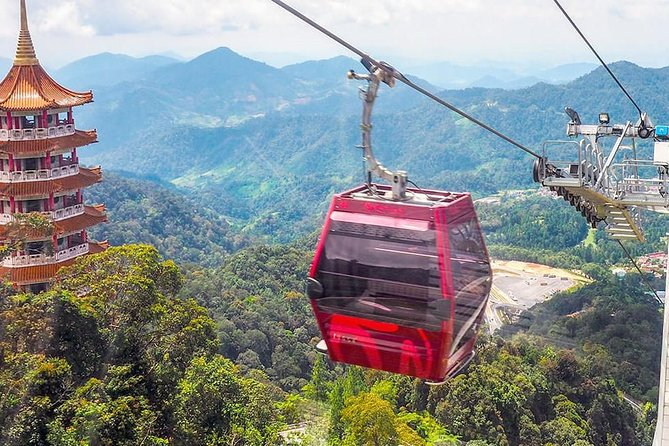 Genting Highlands City to Kuala Lumpur Hotels 1-way Transfer photo 16