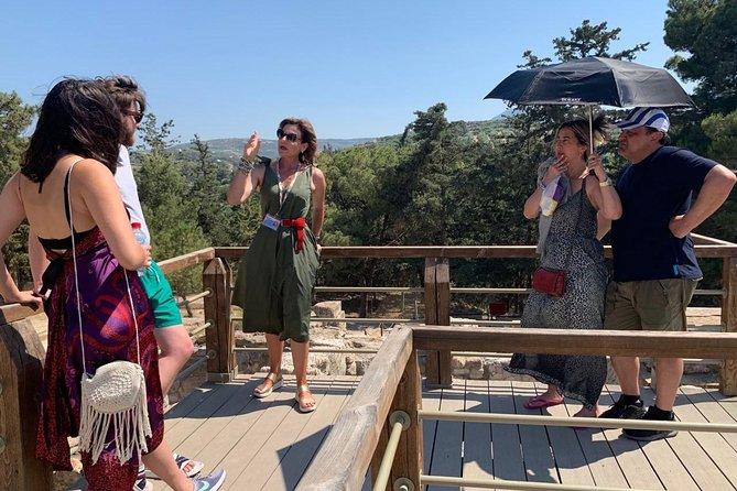 WeGuide Knossos palace