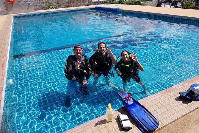 Scuba diving lesson for beginners (1 hour ) photo 9