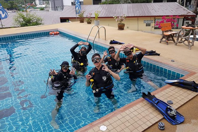 Scuba diving lesson for beginners (1 hour ) photo 10