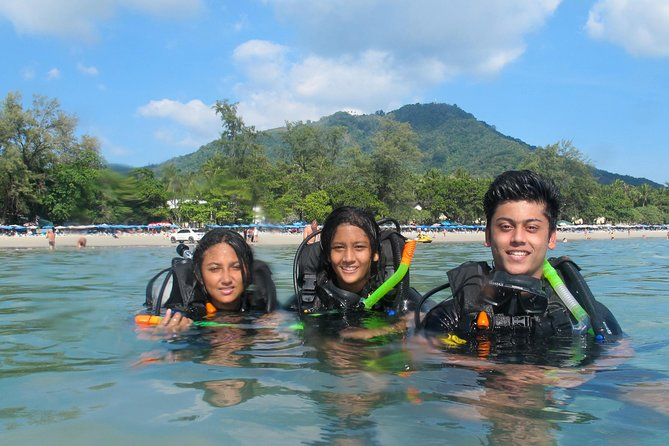 Discover Scuba Diving for Beginners (Non Certified Divers)