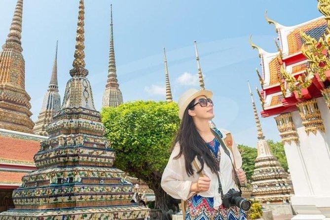 Flexi Walking Temple Tour: Grand Palace, Wat Pho & Wat Arun