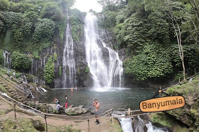 Best One Day Tour (Handara Iconic Gate-Banyumala-Twin Lake-Ulun Danu-Jatiluwih)