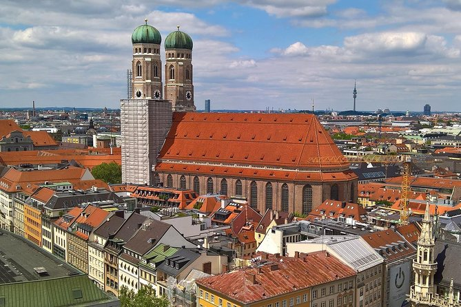 Private Transfer from Linz to Munich, Hotel-to-hotel, English-speaking driver