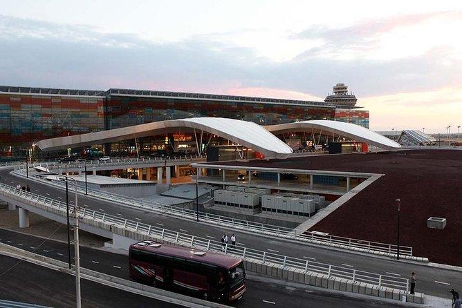 Transfer from Zvartnots airport to Georgia