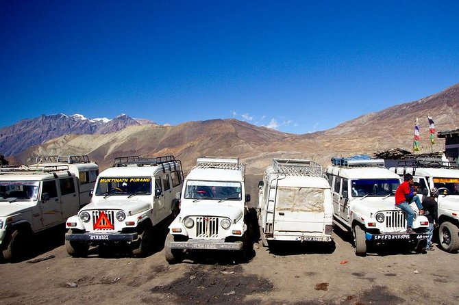 13 days Easy Road Trip to Upper Mustang by Jeep