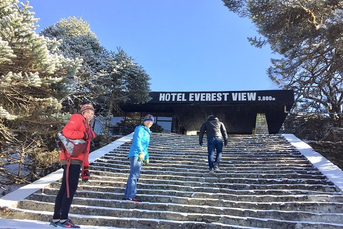 Everest Luxury Tour