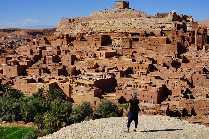 Shared group day trip from Marrakech to Ouarzazate