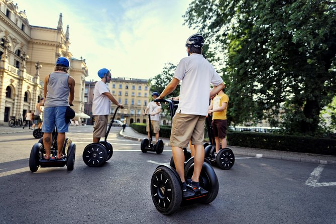 Segway Tour of Gdańsk: Old Town Tour 1,5-Hour