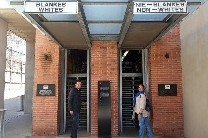 Johannesburg & Apartheid museum half day tour