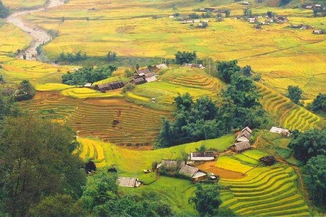 Sapa Trek Cat Cat - Ham Rong Lao Cai Ta Van 3 Days 2 Nights From Hanoi
