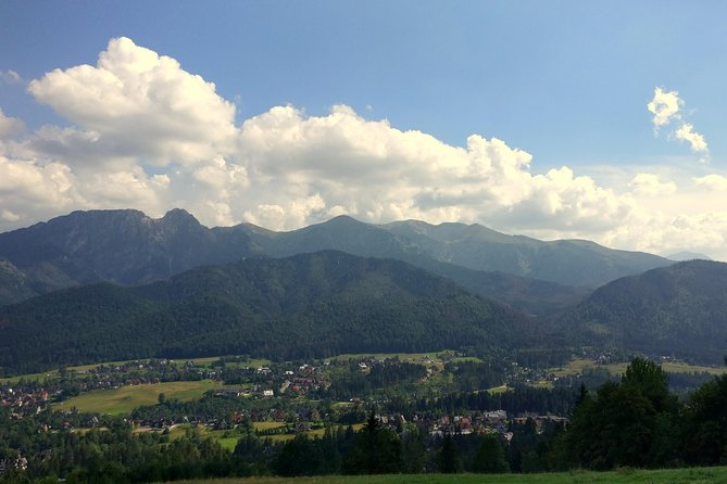 From Krakow: Zakopane Tatra Mountains