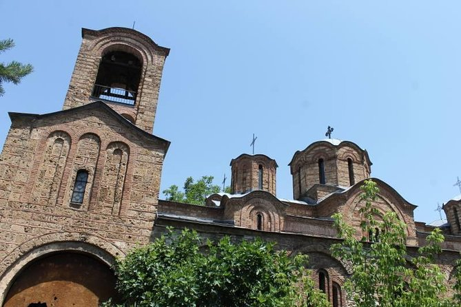 Sightseeing Transfer from Skopje to Tirana with a stop at Prizren