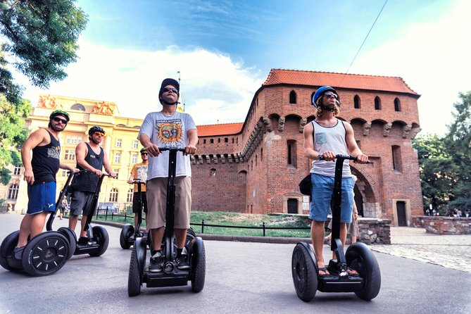 Segway Point Gdansk - four