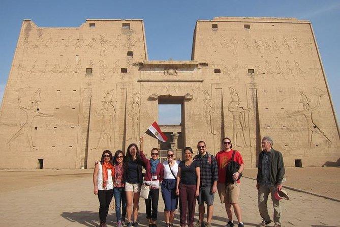 Privet Full Trip to Edfu & Kom Ombo Temples