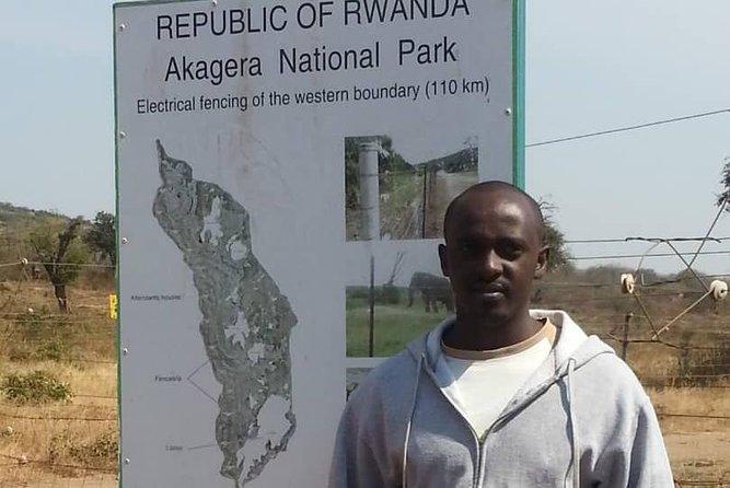 Akagera NP Map