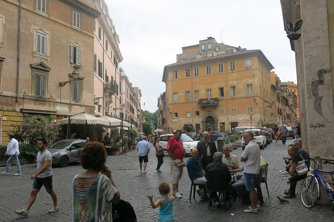 Rome Trastevere WalkinFood Tour photo 9