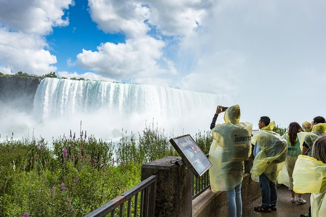 Journey Behind the Falls - admission included!