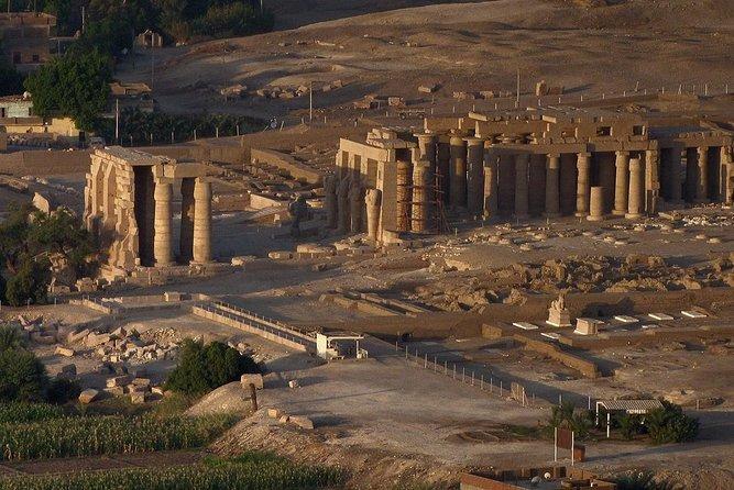 Ramesseum Temple & Medenit Habu Tour