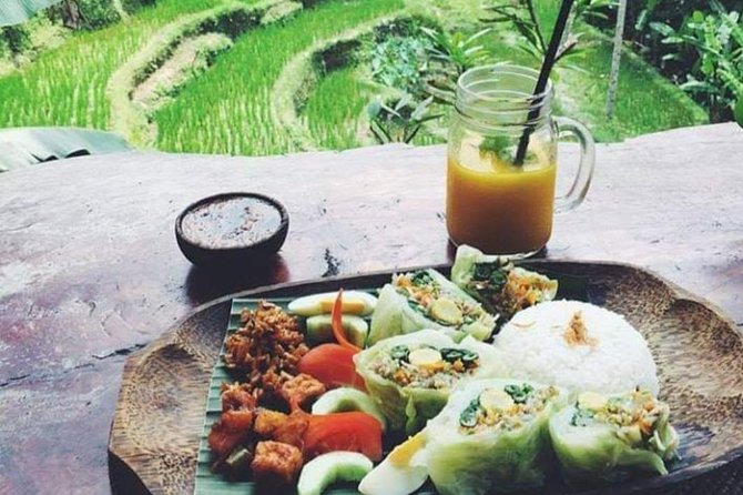 Ubud Best Point Private Guided Tour with Free WiFi