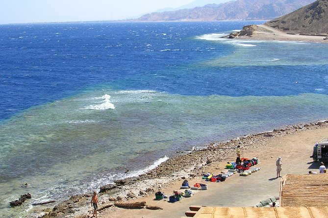 Camel Ride + Blue Hole Snorkel + Quad Bike Tour With Lunch From Dahab photo 3