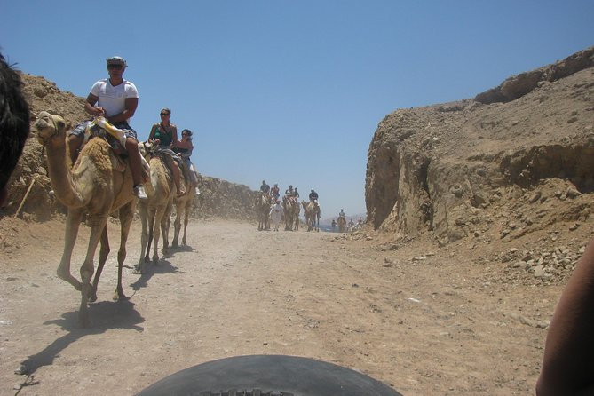 Camel Ride + Blue Hole Snorkel + Quad Bike Tour With Lunch From Dahab photo 4