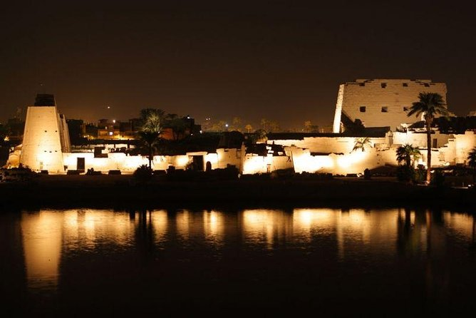 Sound & Light Show at Karnak Temple photo 3
