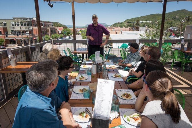 Salt and Lime Rooftop patio with tasting & Chef Chad