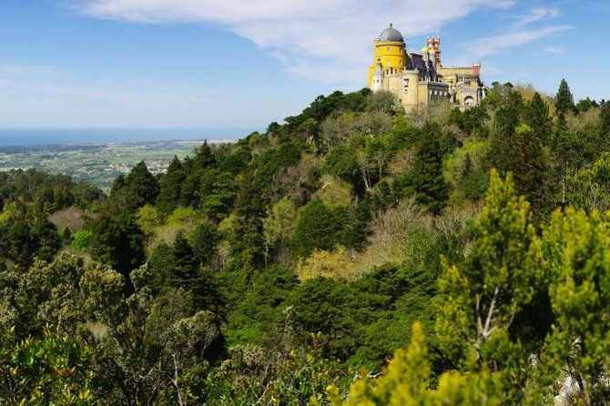 Full-Day Best of Sintra and Cascais Small-Group Tour