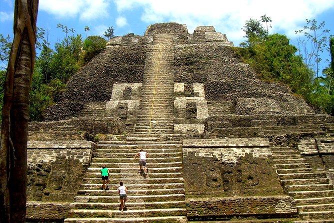 Lamanai Maya Ruin & New River Wildlife Adventure From Belize City