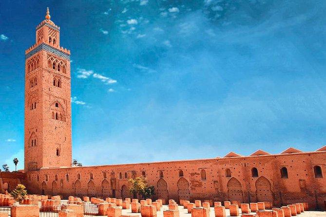 Historical Marrakech Walking Tour