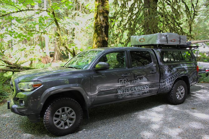 Fully Equipped Overland Vehicle Hire on Vancouver Island photo 4